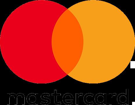 Paiement par Mastercard accepté