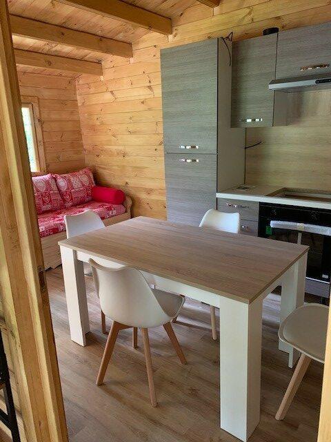 location chalet camping à Carnac