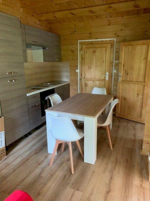 camping à Carnac proposant la location de Chalet